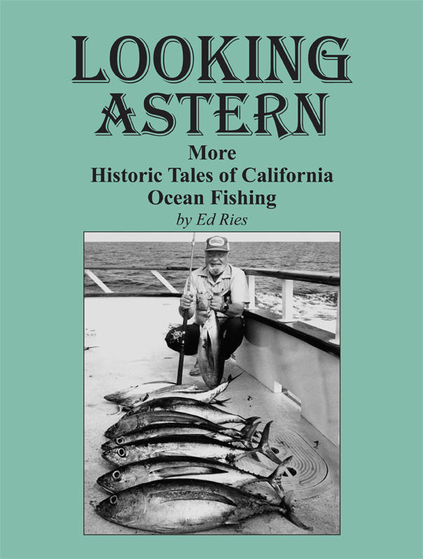Looking Astern Book Cover